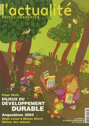 L'Actualité Poitou-Charentes n° 63