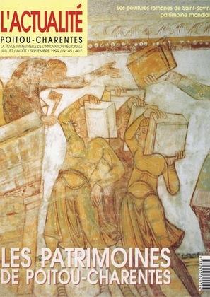 L'Actualité Poitou-Charentes n° 45