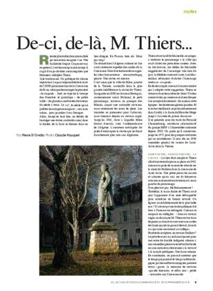 De-ci, de-là, M. Thiers...