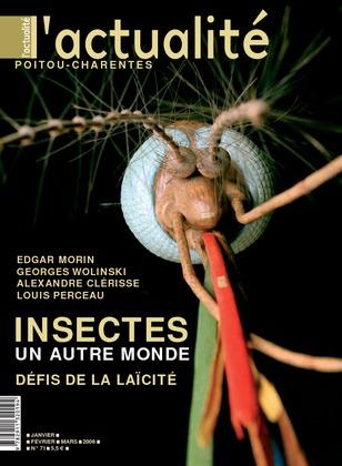 L'Actualité Poitou-Charentes, numéro 71, janvier, février, mars 2006