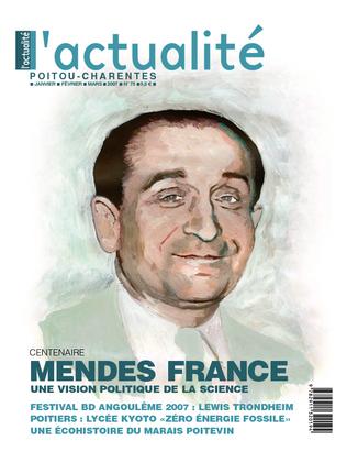 L'Actualité Poitou-Charentes n° 75