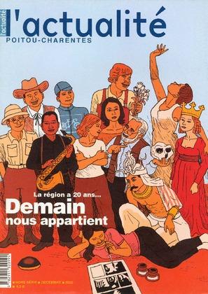 L'Actualité Poitou-Charentes, Hors Série, Décembre 2002