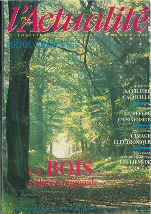 L&amp;#039;Actualité Poitou-Charentes n° 13&lt;br /&gt;<br />