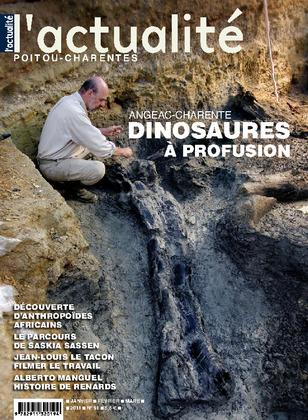 L'Actualité Poitou-Charentes, numéro 91, janvier, février, mars 2011.