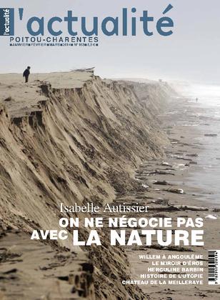 L'actualité Poitou-Charentes, numéro 103, janvier, février, mars 2014.