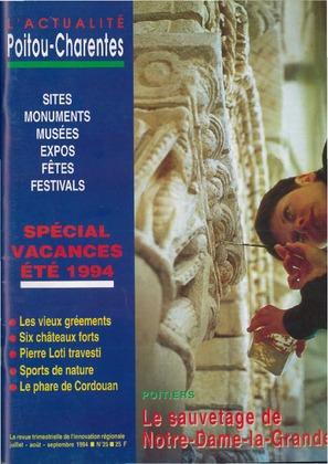 L'Actualité Poitou-Charentes n° 25