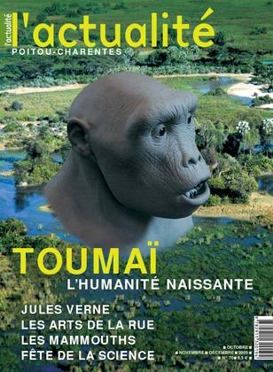 L'Actualité Poitou-Charentes, numéro 70, octobre, novembre, décembre 2005