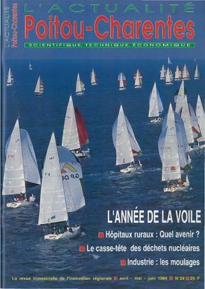 L'Actualité scientifique, technique, économique Poitou-Charentes n° 24