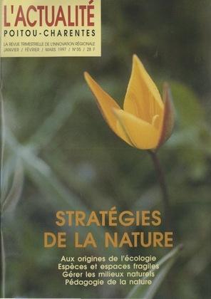 L'Actualité Poitou-Charentes n° 35